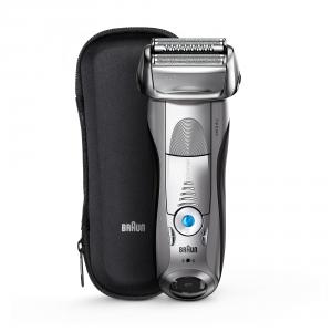 Braun Series 7 7893s Wet&Dry rasoio elettrico Trimmer Argento