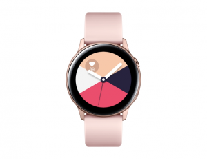 Samsung SM-R500 smartwatch Oro SAMOLED 2,79 cm (1.1