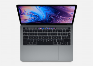 Apple MacBook Pro Grigio Computer portatile 33,8 cm (13.3