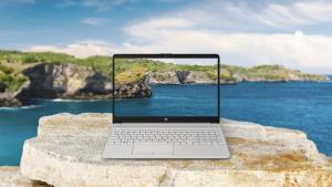 HP 15-dw0104nl Argento Computer portatile 39,6 cm (15.6