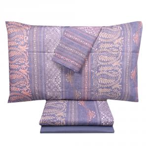 Granfoulard Bassetti URBINO G1 gray full double bed