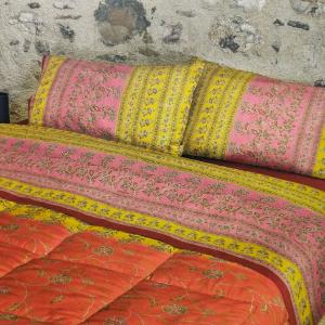 Complete double bed Granfoulard Bassetti MONTEFANO R1