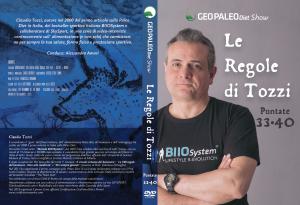Le Regole di Tozzi - GeoPaleoDiet Show. DVD Video doppio - Puntate 33-40