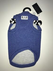 Maglioncino per chihuahua azzurro Trilly tutti Brilli