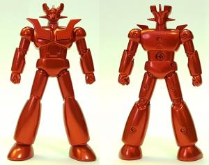 Absolute Chogokin MAZINGER Z Red Metallic ver.