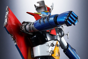 Soul of Chogokin: Mazinger Z D.C. GX-70D (Damage ver.) by Bandai