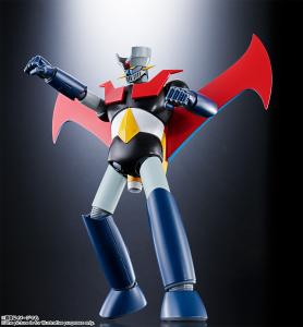 Soul of Chogokin GX-70SP Mazinger Z D.C.TV anime color versionv by Bandai