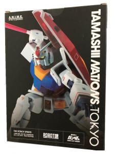 Gundam RX-78-2 The Robot Spirit Anime ver. Bandai LIMITED