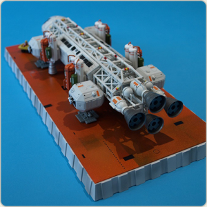 Astronave: SPACE 1999 EAGLE Transporter