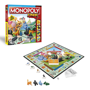 Hasbro Gaming- Monopoly Junior, Versione 2019/2018