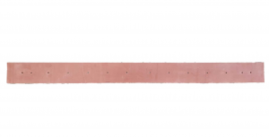 ICM 34 Gomma Tergipavimento POSTERIORE per lavapavimenti FIORENTINI