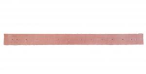 ICM 38 Gomma Tergipavimento POSTERIORE per lavapavimenti FIORENTINI