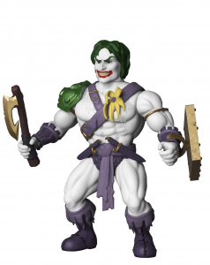 Savage World DC Primal Age: JOKER