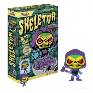 Funko Cereal: Masters of the Universe - SKELETOR variant 1