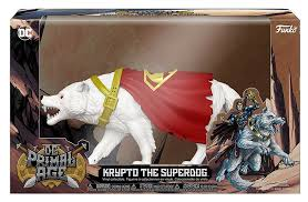 Savage World DC Primal Age: KRYPTO THE SUPERDOG