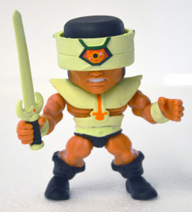Masters of the Universe (the Loyal Subjects) TRI-KLOPS GID Glow in the Dark