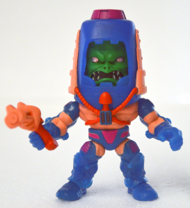 Masters of the Universe (the Loyal Subjects) MAN A FACES GID Glow in the Dark