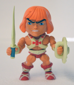 Masters of the Universe (the Loyal Subjects) HE-MAN GID Glow in the Dark