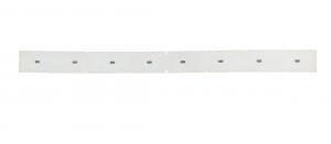 SERIE S1 tergi 750 Gomma Tergipavimento ANTERIORE per lavapavimenti GHIBLI