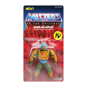 Masters of the Universe (Vintage Collection): MAN-AT-ARMS