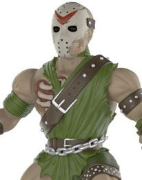Savage World Horror: JASON VOORHEES