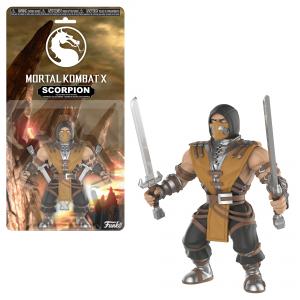 Savage World Mortal Kombat: SCORPION