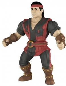 Savage World Mortal Kombat: LIU KANG