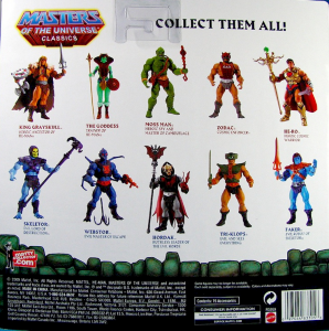 Masters of the Universe Classic: Weapons Pak#1(Ultimate Battleground Assortment)