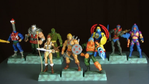 Masters of the Universe Classics: Stackable Stands