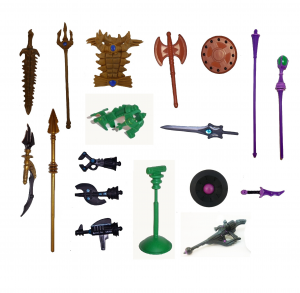 Masters of the Universe Classics: Weapons Pak #2 (Great Wars Assortment)
