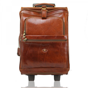 Valise The Bridge  07603901 14 Cuoio