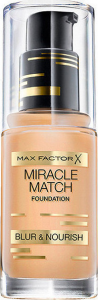 Max Factor - Miracle Match Fondotinta
