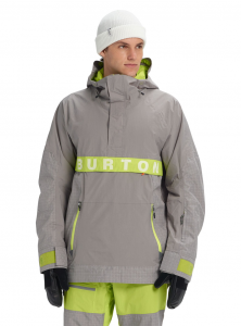 Giacca Snowboard Burton Frostner Anorak Jacket