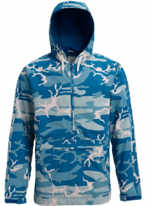 Giacca Snowboard Analog Chainlink Blue