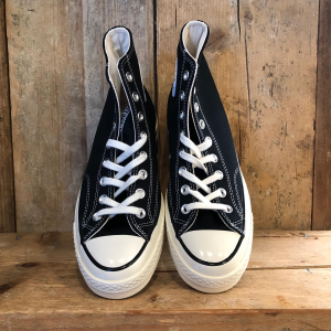 Scarpa Converse Chuck 70 in Canvas Nera