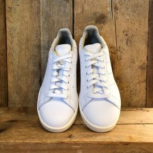 Scarpa Adidas Stan Smith Recon Bianca e Verde