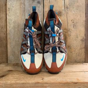 Scarpa Nike Air Max 270 Bowfin Mattone/Azzurro/Panna