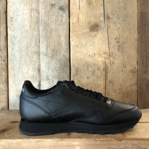 Scarpa Reebok Classic Leather Nera