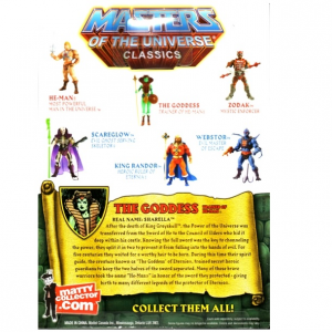 Masters of the Universe Classics: The Goddess