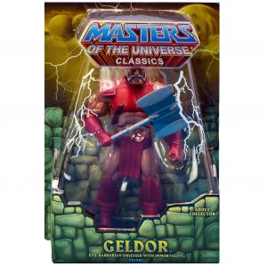 Masters of the Universe Classics: Geldor