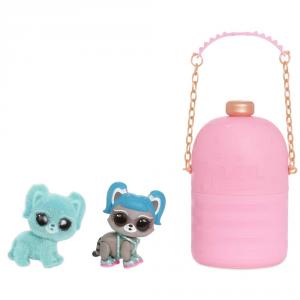 Giochi Preziosi LOL Fuzzy Pets Cuccioli Makeover, 7 Livelli di Soprese