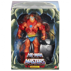 Masters of the Universe Classics Club Grayskull: BEAST MAN