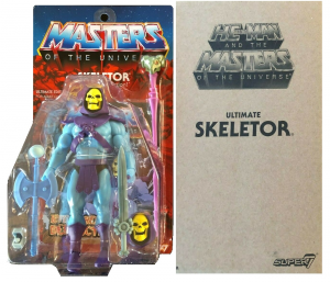 Masters of the Universe Ultimates Club Grayskull: SKELETOR