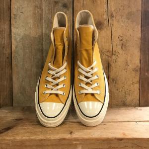 Scarpa Converse Chuck 70 in Canvas Gialla