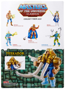 Masters of the Universe Classics: TUSKADOR