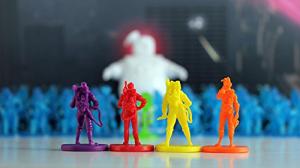 Board Game edizione italiana: GHOSTBUSTERS