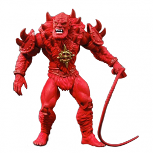 Masters of the Universe Classics: Beast Man (Red)