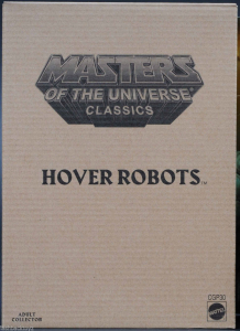 Masters of the Universe Classics: HOVER ROBOTS