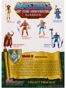 Masters of the Universe Classics: He-Ro II