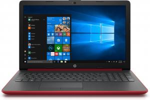 HP 15-da0191nl Rosso, Argento Computer portatile 39,6 cm (15.6